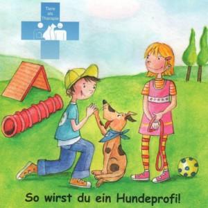 Deckblatt Hundeprofi Büchlein