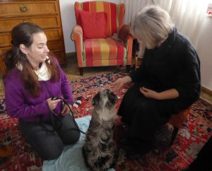 Assistenzbesuch bei Annely
