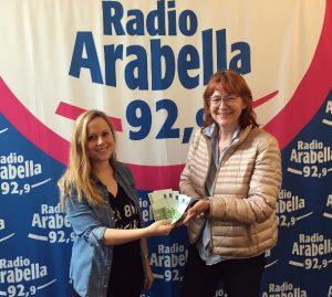 2017 Radio Arabella Tiere als Therapie