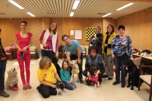 Training im PensionistInnenhaus am Mühlengrund